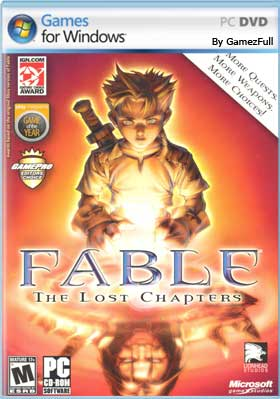 Fable The Lost Chapters PC [Full] Español [MEGA]