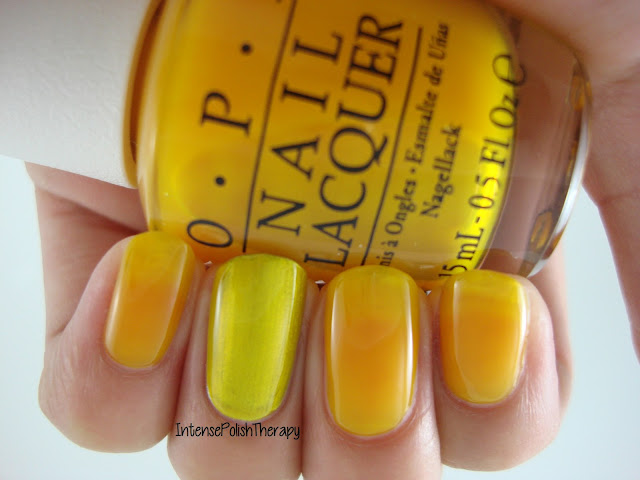 OPI - Primarily Yellow