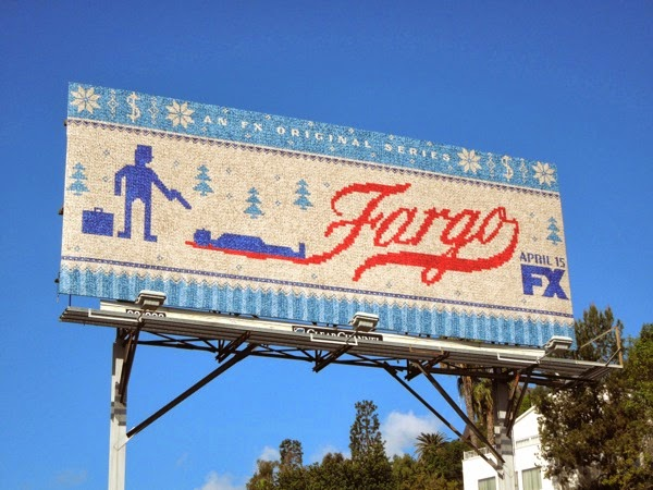 Fargo series premiere billboard