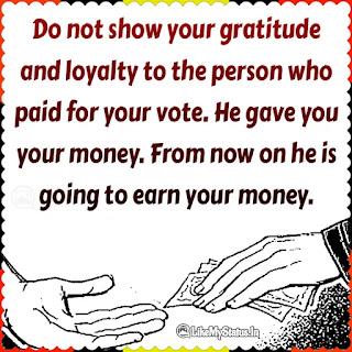 Vote Quote