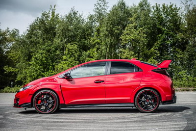 Review Honda Civic Type R 2015 Indonesia
