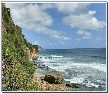 Pantai Seruni di Jogja