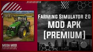 Farming Simulator 20 MOD APK [PAID VERSION - UNLIMITED MONEY] Latest (V0.0.0.75 - Google)