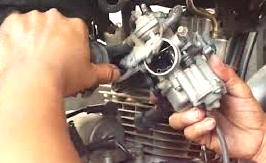 CARA MEMBERSIHKAN KARBURATOR MOTOR SENDIRI DENGAN MUDAH