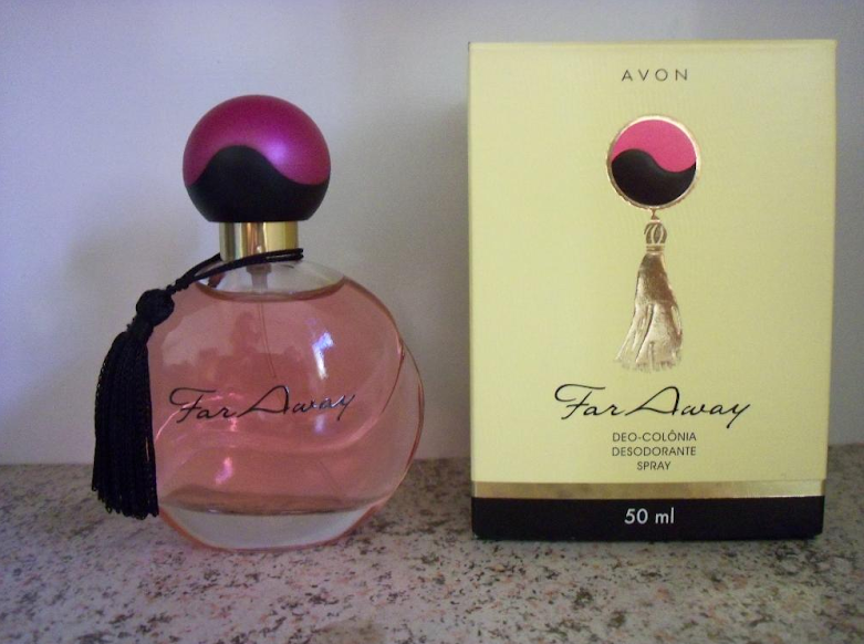 Perfume Avon Far Away
