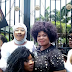 Celebrities Join Nollywood Actress, Eucharia Anunobi, as She Lays Her only Son, Raymond to Rest (Photos)