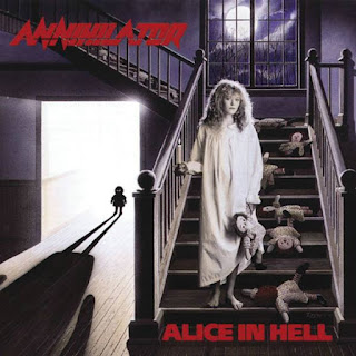 "Ο δίσκος των Annihilator - ""Alice in Hell"""