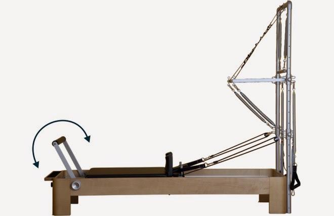 Máquina para practicar pilates en tu casa
