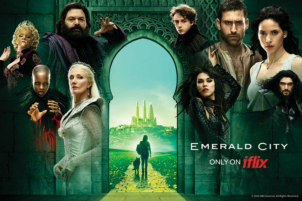 EMERALD CITY - NOW AVAILABLE ON IFLIX