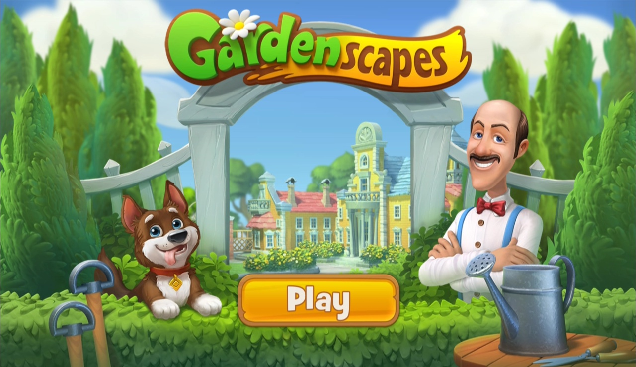 Mog Anarchy 39 S Gaming Blog Review Gardenscapes New Acres