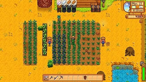 Tips for easy ways to get gold in Stardew Valley