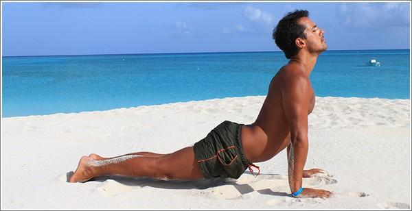 Herberson Oliveira, yoga