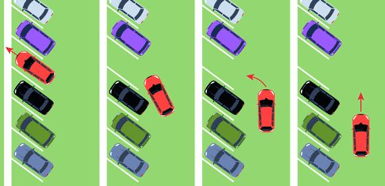 tips dan trik setir mobil bagi pemula
