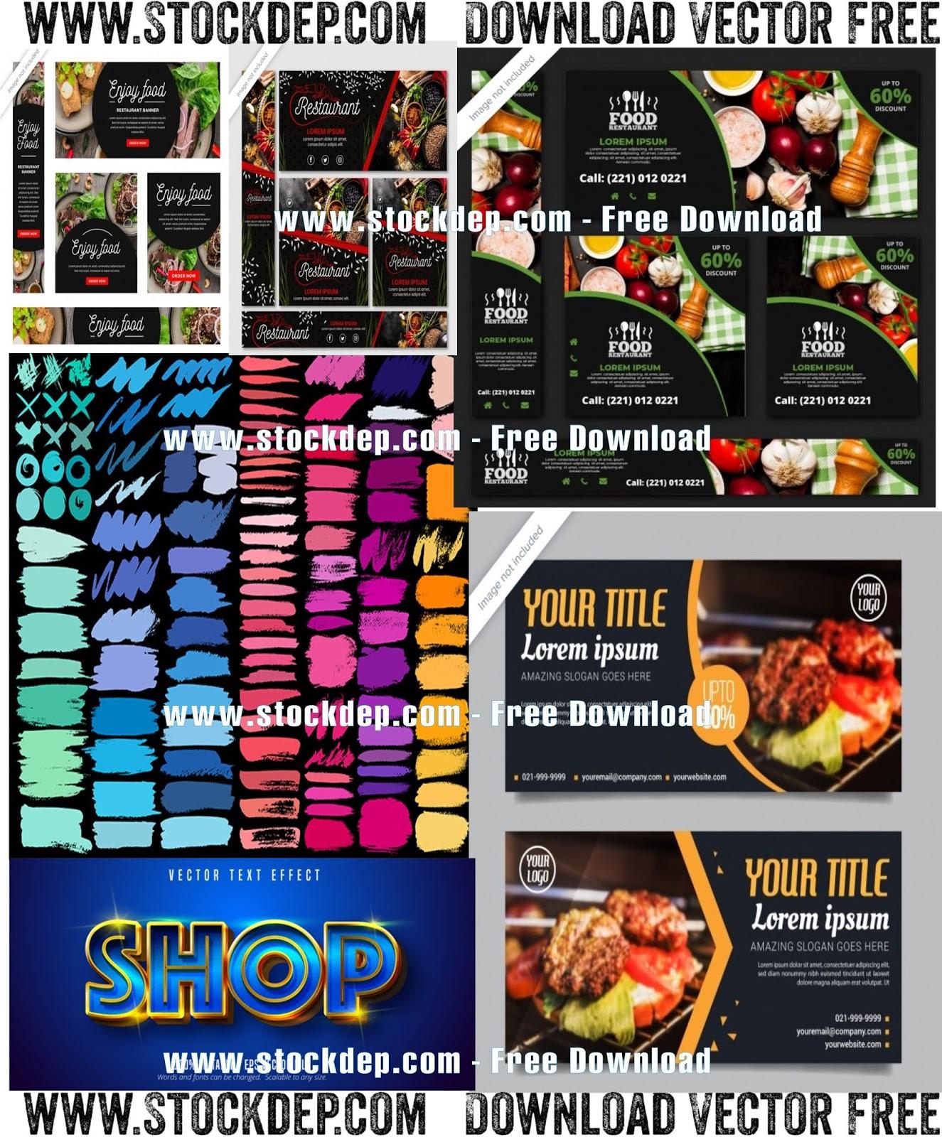 Download 100 mẫu menu free