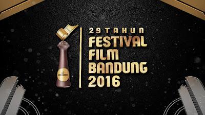 Malam ini SCTV Tayangkan Malam Puncak Festival Film Bandung 2016