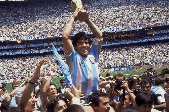 Río Negro adhiere al duelo nacional por el fallecimiento de Diego Maradona
