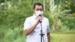 Gubernur NTB : Sejahterakan Petani dan UMKM Lokal, TPP PNS Pemprov Akan Diberikan Beras Petani Lokal