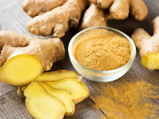Ginger powder