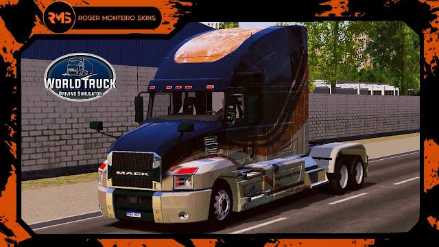 Mack Anthem - Skins Mack - Skins Wtds