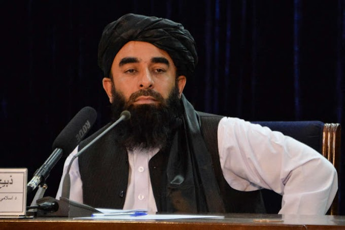 Taliban Leader Says Music Will Be Banned in Public Again in Afghanistan