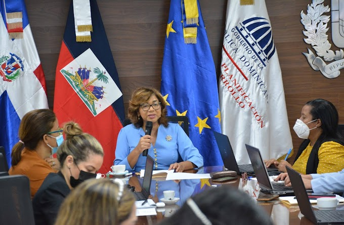 REALIZAN REUNIÓN COMITÉ TÉCNICO DEL PROGRAMA DE COOPERACIÓN BINACIONAL HAITÍ- REPÚBLICA DOMINICANA