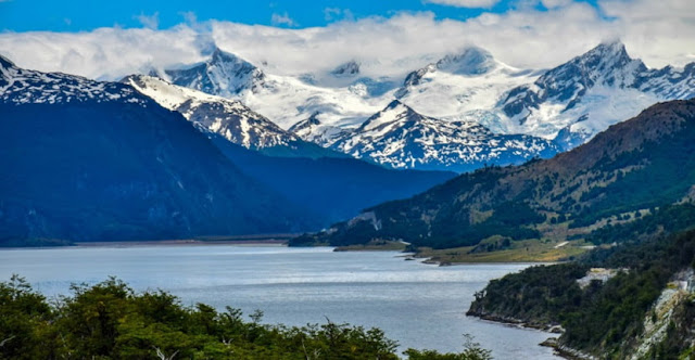 Yendegaia National Park, South end of Chile.