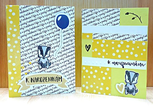 Card kit Papero Amo