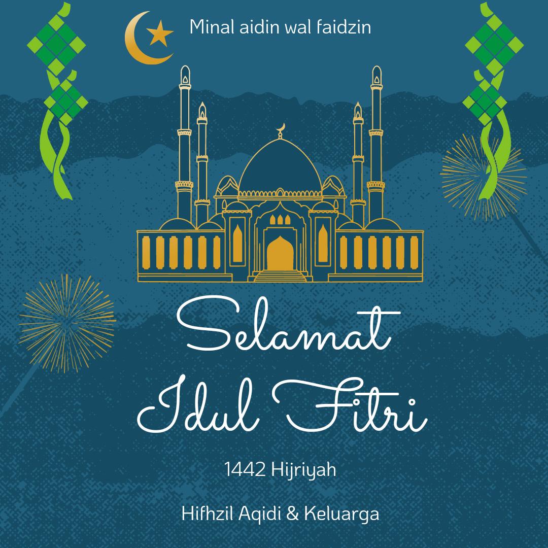 Happy Eid El-Fitr