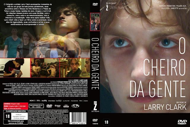 Capa DVD O Cheiro Da Gente