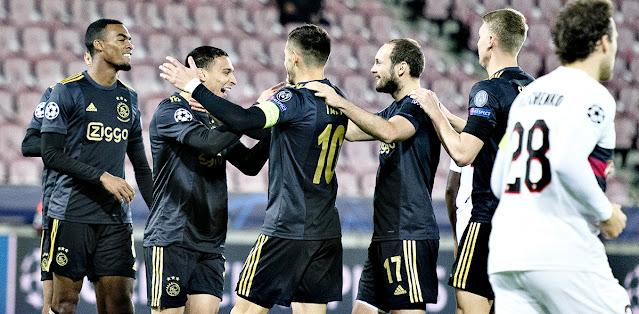 Midtjylland vs Ajax – Highlights