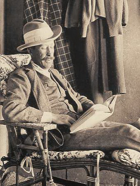 Lord George Carnarvon