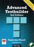 [PDF + CD] Advanced Testbuilder 3rd Edition with key (For the 2015 exam)
