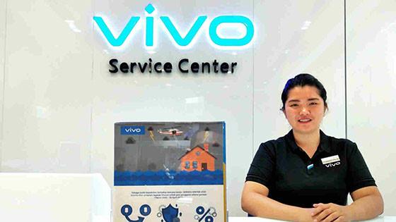 Daftar Alamat Servis Center Vivo Resmi di Jakarta