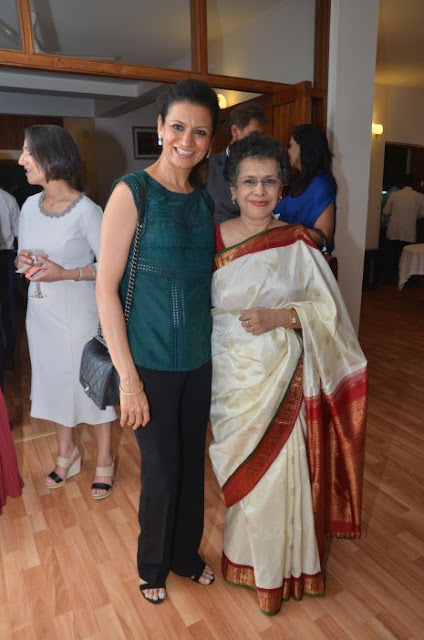 (L-R) Ranna Gill, Indrani Deb