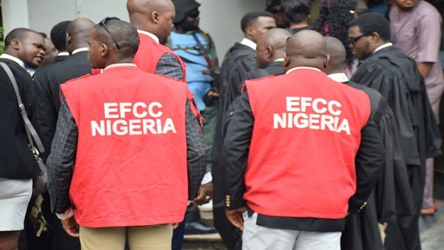 Pump action rifles, other items recovered from 57 suspected internet fraudsters