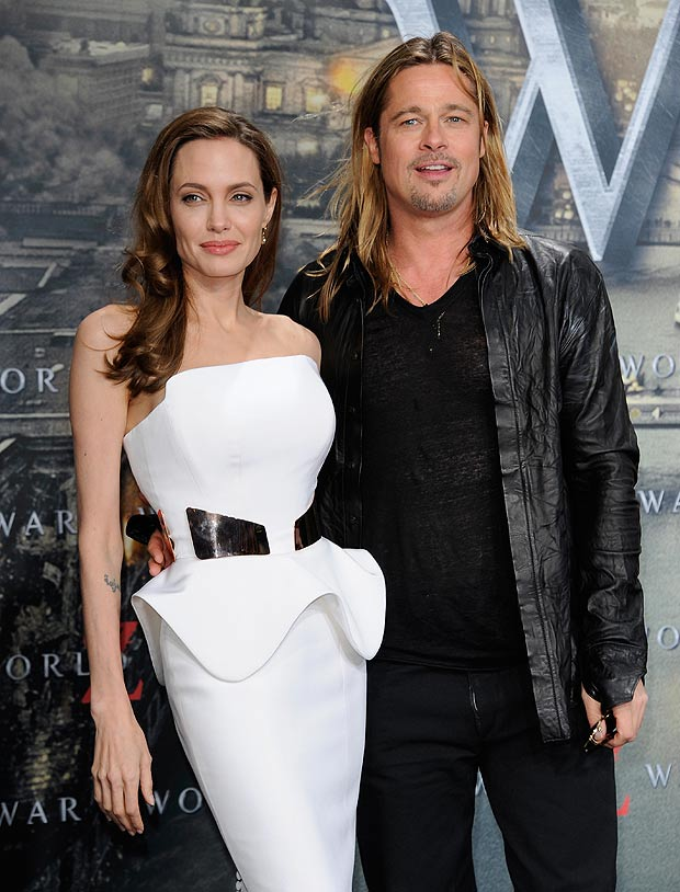 O presente de aniversário da Angelina Jolie