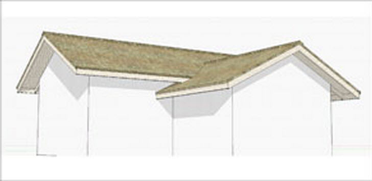 Instant roof plugin for Roof drawing software