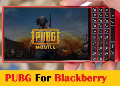 PUBG for Blackberry