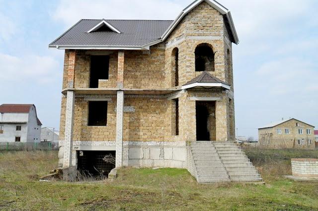 Крым строительство домов под ключ из ракушечника