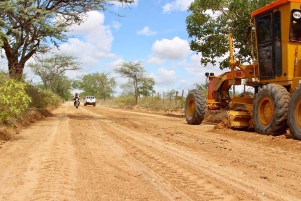 Em Belo Monte, obra de estrada  reforça proposta de expansão de acessos em Alagoas