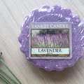 YANKEE CANDLE LAVEDER