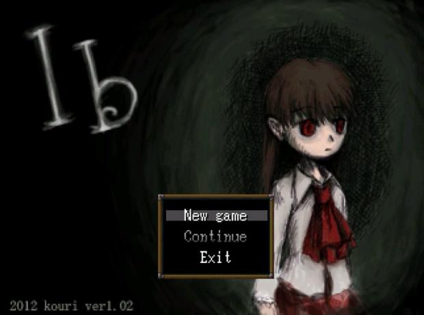 Tips Mendapatkan True Ending dar IB, Game Horror RPG Asal Jepang