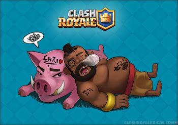 Desenhos lendários de Clash Royale feitos por fãs - 24