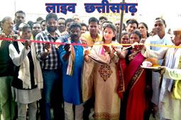ब्लॉक कांग्रेस कमेटी मैनपुर के तत्वावधान में कांग्रेस कार्यालय का उद्घाटन समारोह हुआ सम्पन्न। kangress karyalay mainpur