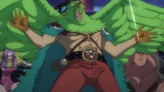 ワンピースアニメ ワノ国編  百獣海賊団   Beast Pirates    Hello Anime !