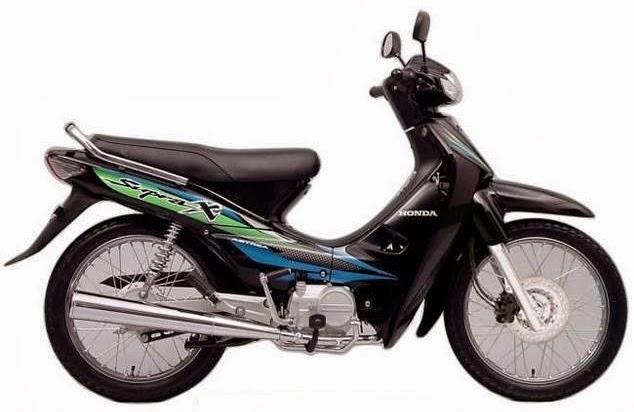 Spesifikasi Honda Supra X 100