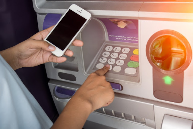 How To Withdraw From A UBA ATM Without Your Card