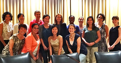 Members of the Women Accelerators organization