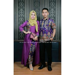 Batik Couple Dania Baloteli