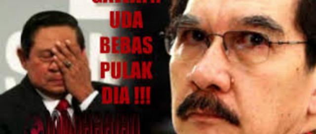 Antasari Mulai Beberkan Rahasia Kelam SBY, Mabes Polri Akan Usut Sampai Terang Benderang